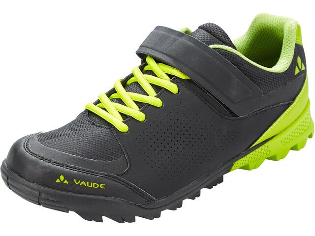 VAUDE AM Downieville Low Shoes black/chute